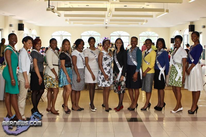 Miss Bermuda Women S Seniors Tea Bermuda Mar 27th 2011 1
