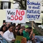 SDO Protest Cabinet Grounds Bermuda Mar 18th 2011-1-10