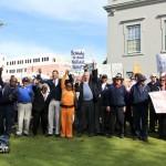 SDO Protest Cabinet Grounds Bermuda Mar 18th 2011-1-14