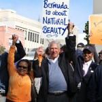 SDO Protest Cabinet Grounds Bermuda Mar 18th 2011-1-15