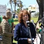 SDO Protest Cabinet Grounds Bermuda Mar 18th 2011-1-21