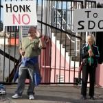 SDO Protest Cabinet Grounds Bermuda Mar 18th 2011-1-5
