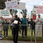 SDO Protest Cabinet Grounds Bermuda Mar 18th 2011-1-8