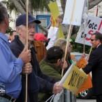 SDO Protest Cabinet Grounds Bermuda Mar 18th 2011-1-9