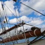 Tall Ship Thor Heyerdahl Kiel Bermuda Mar 2nd 2011-1-12