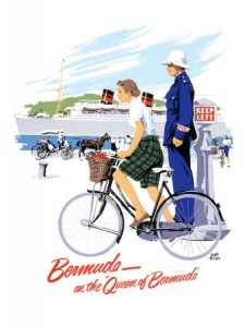 1queen-of-bermuda-travel-posters