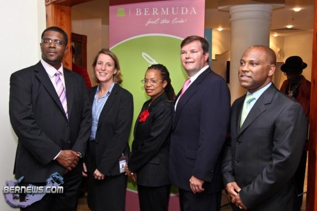 Airtran Inaugural Flight LF Wade International Airport  Bermuda April 7 2011-1-10