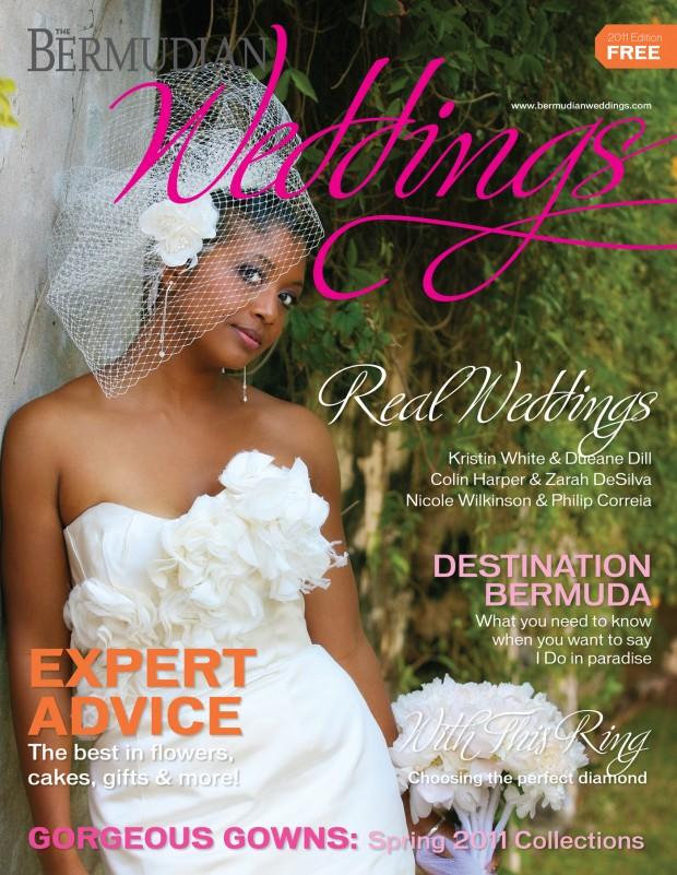 BdianWeddingsMagazine cover