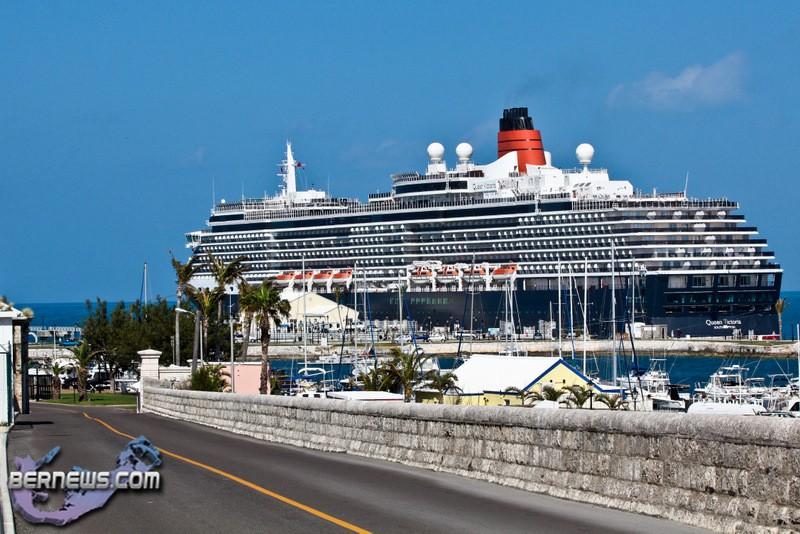 QV Cruise Passengers Rate Bermuda Bernews Bernews - Queen of bermuda cruise ship