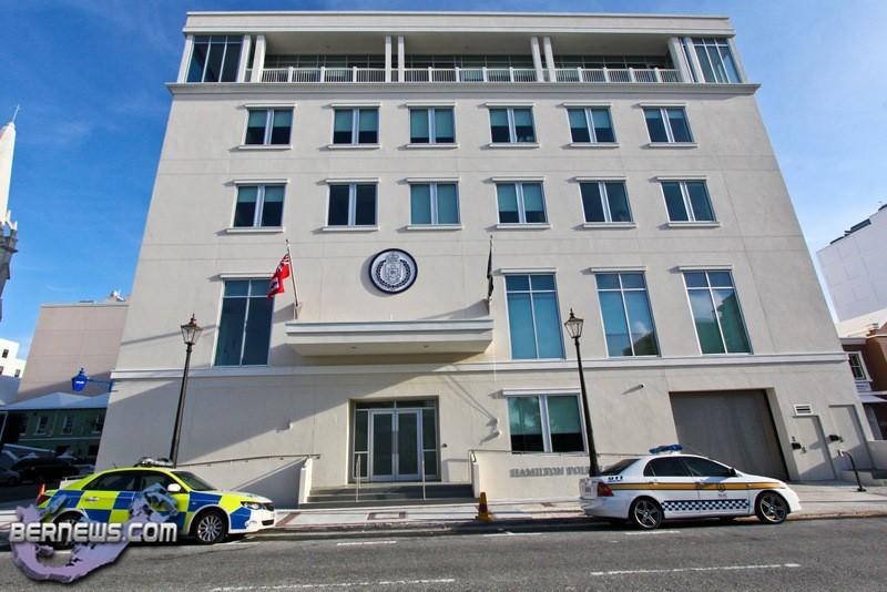 New Hamilton Police Station Opens - Bernews