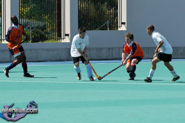 Mens Hockey  Bermuda April 2 2011-1-4