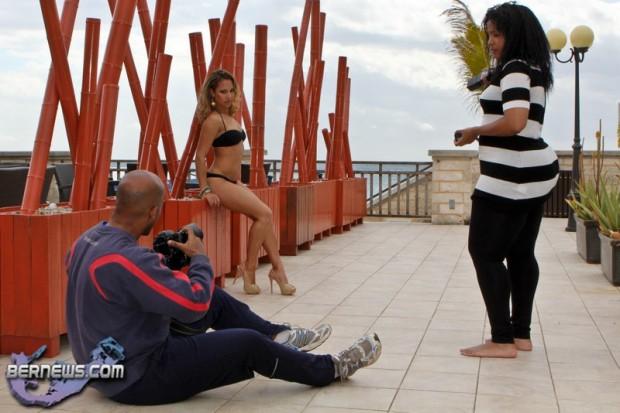 Miss Bermuda Swimsuit Shoot Bermuda April 3rd 2011-1