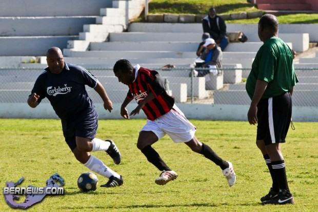 Old Boys Football Somerset St. George's  Bermuda April 2 2011-1-3