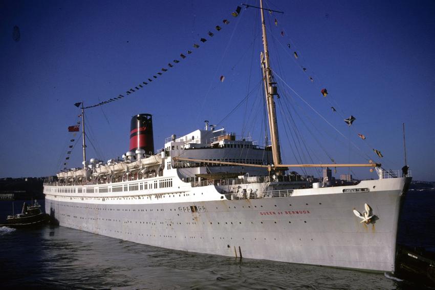 Video Queen Of Bermuda Travel Film Bernews - Queen of bermuda cruise ship