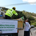 Spring Clean Up PLP Constituency 29 &amp; 30 Bermuda April 16 2011-1-3