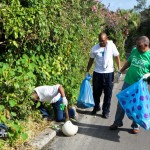 Spring Clean Up PLP Constituency 29 &amp; 30 Bermuda April 16 2011-1-6