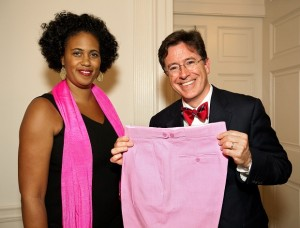 Bermuda Dept. of Tourism Wishes Colbert Good Luck