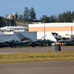 LF Wade International Airport Military Aircraft  Bermuda May 6 2011-1-17