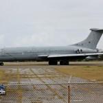 Military Aircraft LF Wade International Airport Bermuda May 8 2011-1