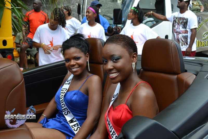 Bermudian girls