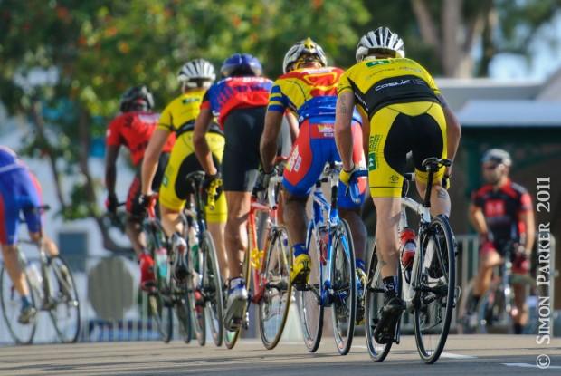 Adult B race riders