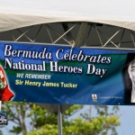 Bermuda National Heroes Day Induction Ceremony  June 19 2011 -1-2