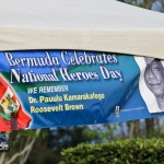 Bermuda National Heroes Day Induction Ceremony  June 19 2011 -1-3
