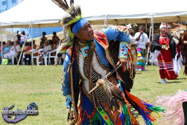 Bermuda Pow Wow St David's Islanders and Native Community June 18 2011 -1-10