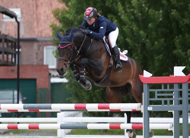 Jill Terceira bermuda equestrian  3