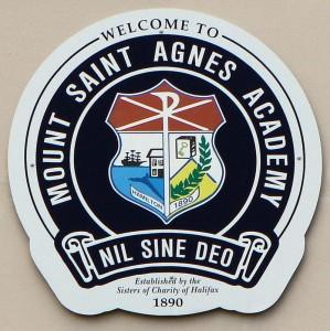 MSA Mount Saint Agnes Academy Logo Bermuda June 17 2011