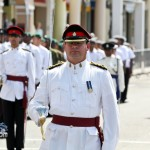 Queens Birthday Parade Bermuda Regiment Police Sea Cadets Reserve Police  June 18 2011 -1-13