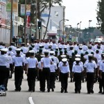 Queens Birthday Parade Bermuda Regiment Police Sea Cadets Reserve Police  June 18 2011 -1-14