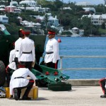 Queens Birthday Parade Bermuda Regiment Police Sea Cadets Reserve Police  June 18 2011 -1-20