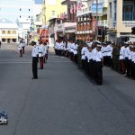 Queens Birthday Parade Bermuda Regiment Police Sea Cadets Reserve Police  June 18 2011 -1-3