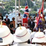 Queens Birthday Parade Bermuda Regiment Police Sea Cadets Reserve Police  June 18 2011 -1-30