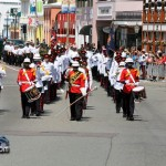 Queens Birthday Parade Bermuda Regiment Police Sea Cadets Reserve Police  June 18 2011 -1-40