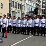 Queens Birthday Parade Bermuda Regiment Police Sea Cadets Reserve Police  June 18 2011 -1-5