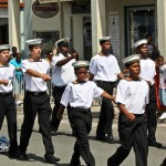 Queens Birthday Parade Bermuda Regiment Police Sea Cadets Reserve Police  June 18 2011 -1-59