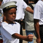 Queens Birthday Parade Bermuda Regiment Police Sea Cadets Reserve Police  June 18 2011 -1-60