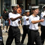 Queens Birthday Parade Bermuda Regiment Police Sea Cadets Reserve Police  June 18 2011 -1-61