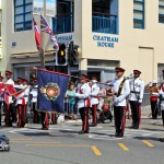 Queens Birthday Parade Bermuda Regiment Police Sea Cadets Reserve Police  June 18 2011 -1-8