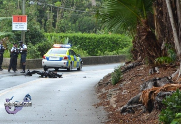 accident south shore road bermuda june 11