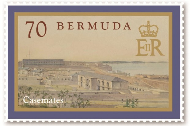 Casemates stamps (2)