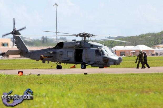 Helicopter Medivac Bermuda August 3 2011 (2)