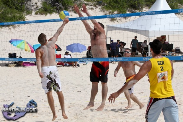Volleyball Tournament Horseshoe Bay Beach Bermuda August 27 2011-1-3