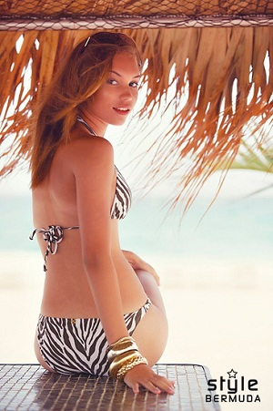 alex masters photoshoot bermuda bikini 2011 2