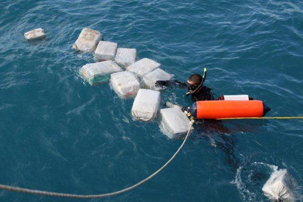 us coast guard drug bust caribbean july 13 2011