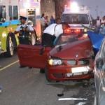 168 car crash