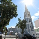 St Paul AME Church Court & Victoria Streets New Sanctuary Bermuda September 4 2011-1-52