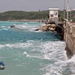 Tropical Storm Maria hurricane weather Bermuda September 15 2011-1-18
